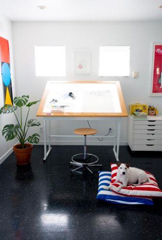 rilla alexander work space