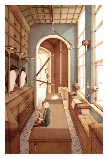 doldrums illustration