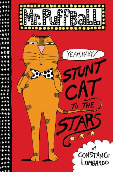 stunt cat to the stars