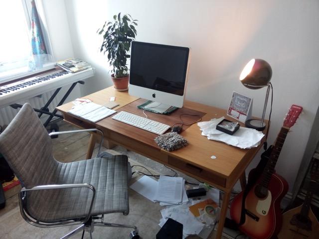 My Desk SG