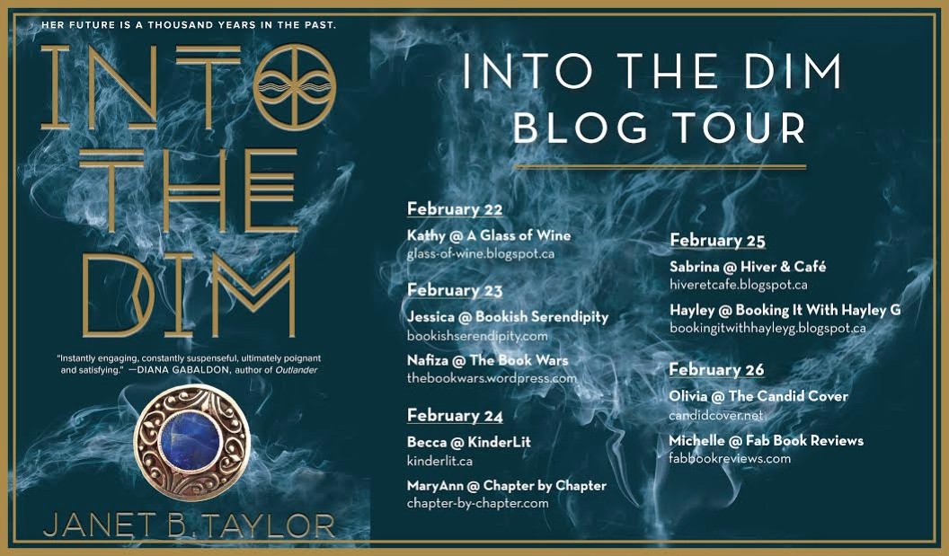 into the dim blog tour