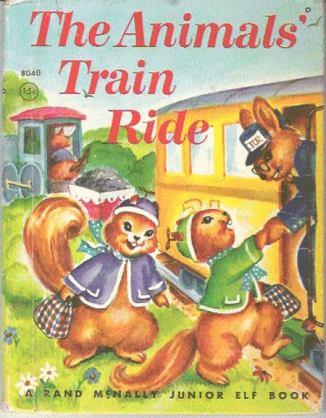 Animals Train Ride